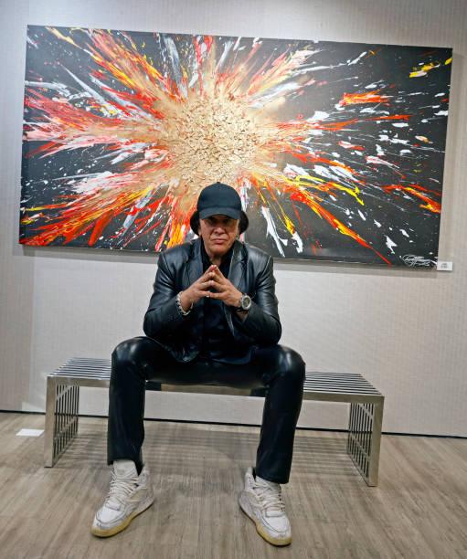NV: Gene Simmons ArtWorks Debut