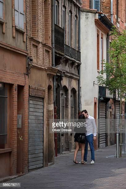 A Kiss, Toulouse