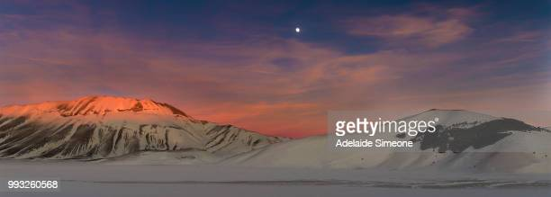 Kissed by the moon - Castelluccio