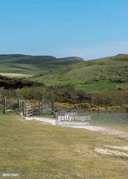 A Kissing Gate, Seven Sisters Country Park