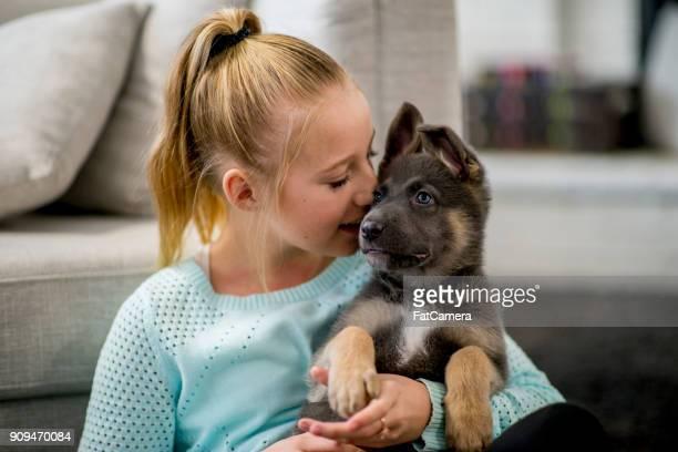 Besos de perrito