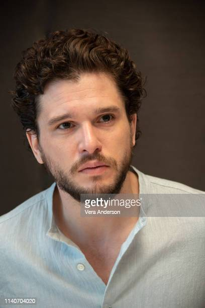 Kit Harington at the Game Of Thrones Press Conference at the Mandarin Oriental Hotel on April 04 2019 in New York City