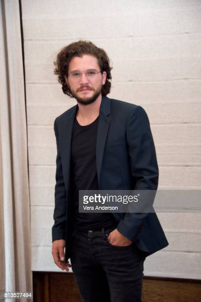 Kit Harington at the 'Game of Thrones' Press Conference on July 11 2017 in West Hollywood California