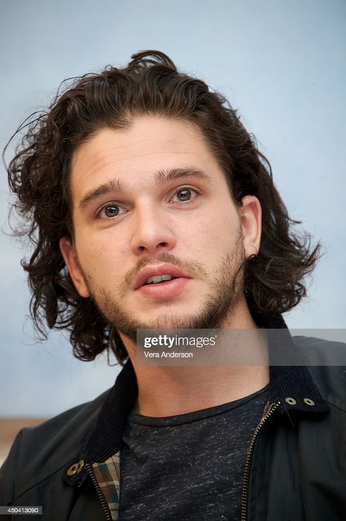 Kit Harington at the 'How To Train Your Dragon 2' Press Conference at the Pacific Design Center on June 9, 2014 in West Hollywood, CA.