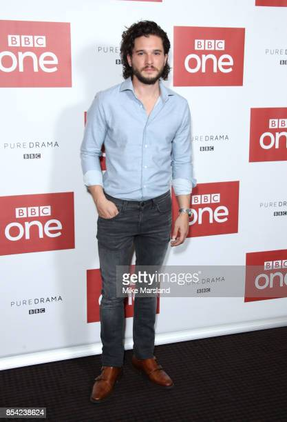 Kit Harington attending the 'Gunpowder' preview screening at BAFTA on September 26 2017 in London England