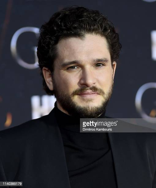 Kit Harington attends Game Of Thrones Season 8 Premiere on April 03 2019 in New York City