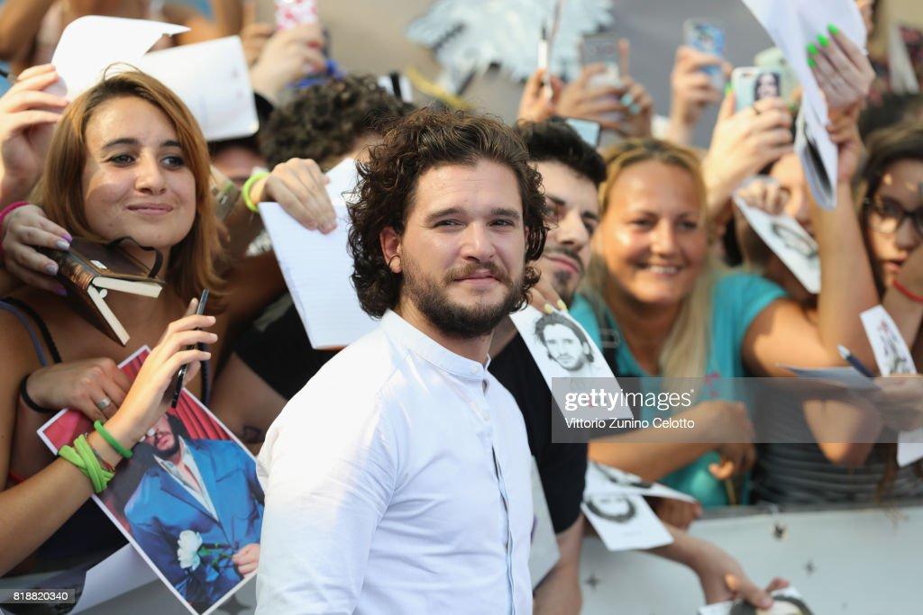Giffoni Film Festival 2017 - Day 6 : News Photo
