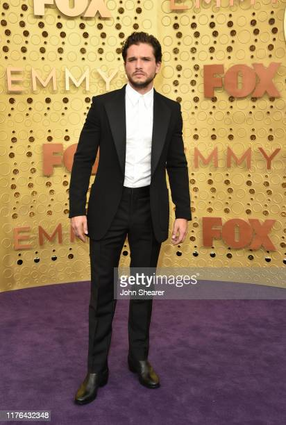 Kit Harington attends the 71st Emmy Awards at Microsoft Theater on September 22, 2019 in Los Angeles, California.