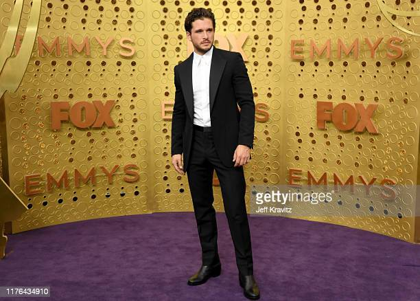 Kit Harington attends the 71st Emmy Awards at Microsoft Theater on September 22 2019 in Los Angeles California