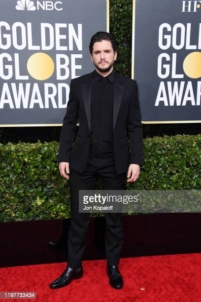 Kit Harington attends the 77th Annual Golden Globe Awards at The Beverly Hilton Hotel on January 05 2020 in Beverly Hills California