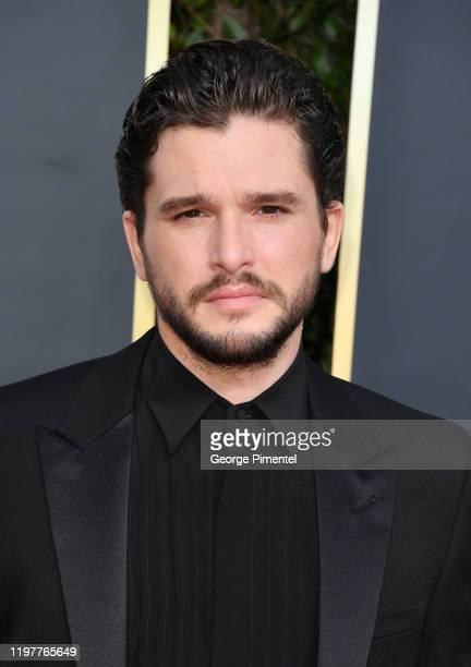 Kit Harington attends the 77th Annual Golden Globe Awards at The Beverly Hilton Hotel on January 05, 2020 in Beverly Hills, California.