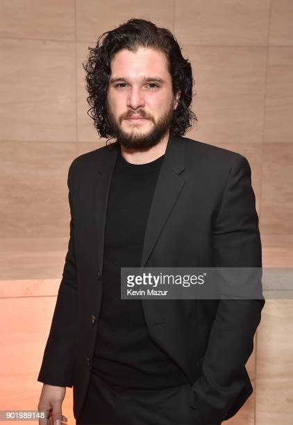 Kit Harington attends the 7th Annual Sean Penn Friends HAITI RISING Gala benefiting J/P Haitian Relief Organization on January 6 2018 in Hollywood...