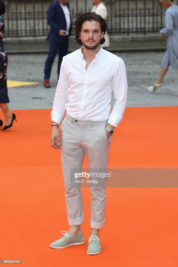 Royal Academy Summer Exhibition - Preview Party Arrivals : News Photo