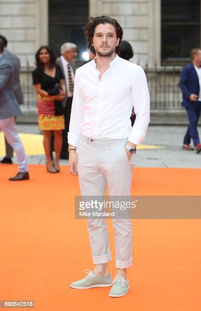 Kit Harington attends the preview party for the Royal Academy Summer Exhibition at Royal Academy of Arts on June 7 2017 in London England