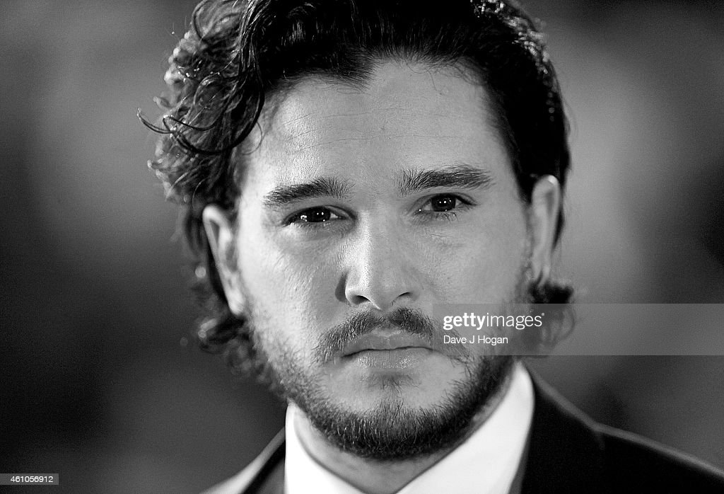 Kit Harington attends the Testament Of Youth UK Premiere at Empire Leicester Square on January 5, 2015 in London, England.