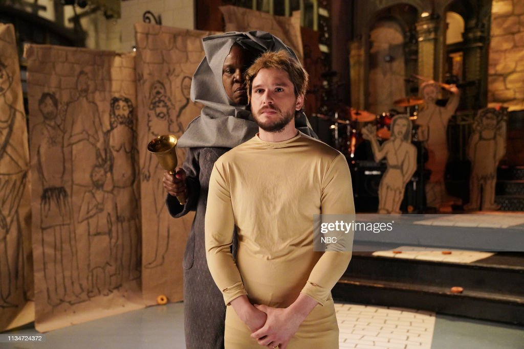 "NY: NBC'S ""Saturday Night Live"" - Kit Harington, Sara Bareilles"