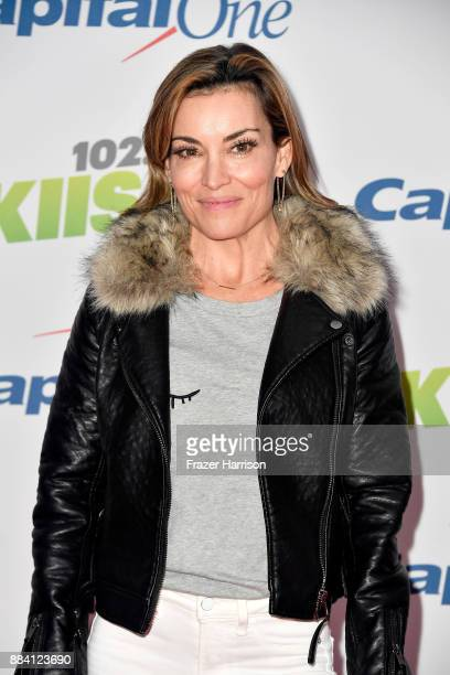 Kit Hoover attends 1027 KIIS FM's Jingle Ball 2017 presented by Capital One at The Forum on December 1 2017 in Inglewood California