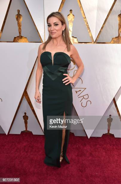 Kit Hoover attends the 90th Annual Academy Awards at Hollywood Highland Center on March 4 2018 in Hollywood California