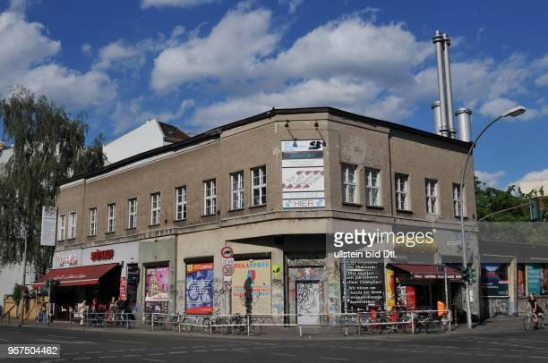Kit Kat Club, Koepenicker Strasse, Mitte, Berlin, Deutschland