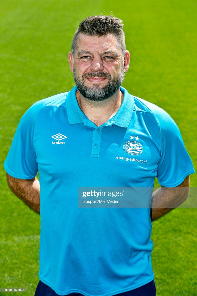 Kit man Marcel Hover pictured during the 2018 - 2019 season