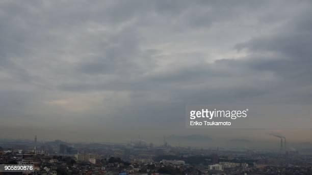 kitakyushu city view - 北九州市 ストックフォトと画像