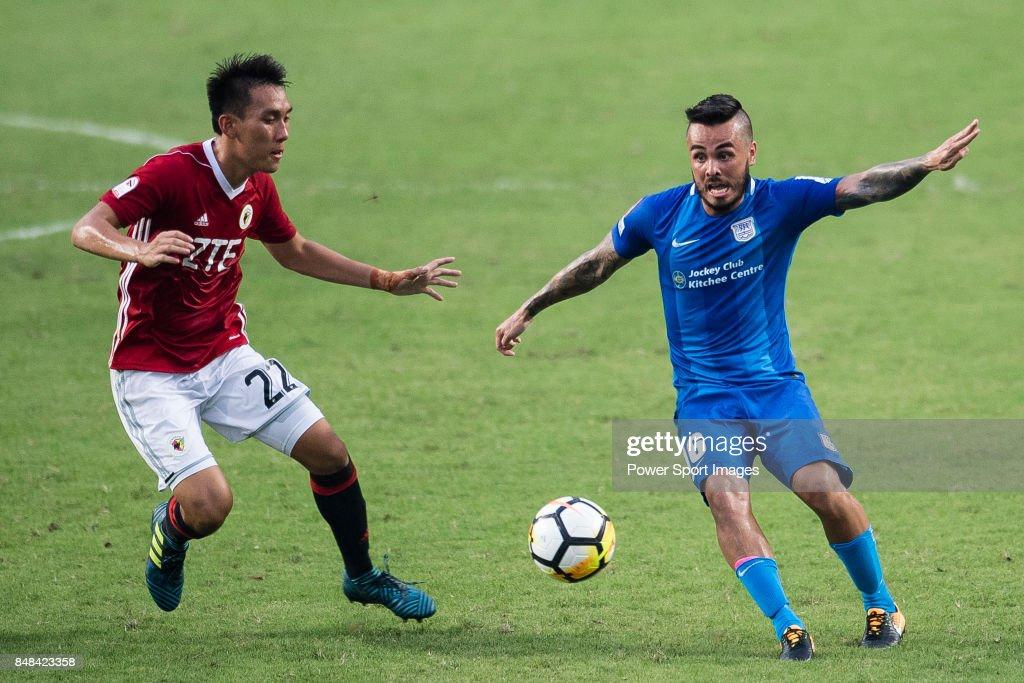 Hong Kong Premier League Week 3 : News Photo