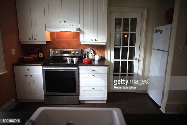 TORONTO ON October 31 Kitchen Andrea Mathieson is the owner of The Rupert House A piece of Torontoarea history is on the market Rupert House named...