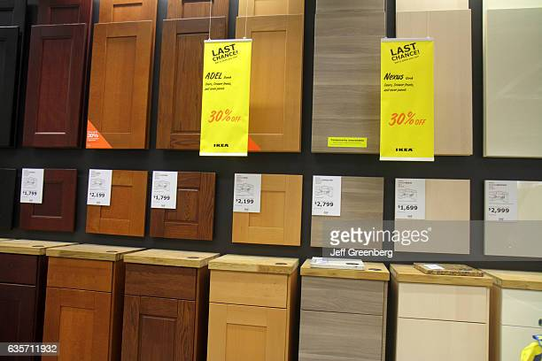 Kitchen cabinet surfaces for sale in IKEA