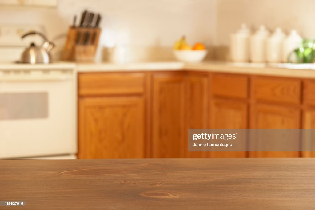 Kitchen Counters : Stock Photo