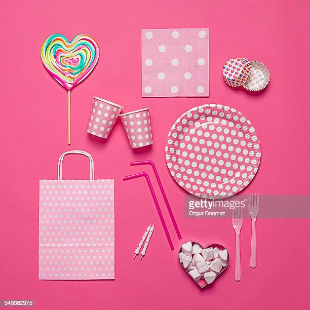 kitchen equipments - plastic plate stock photos and pictures