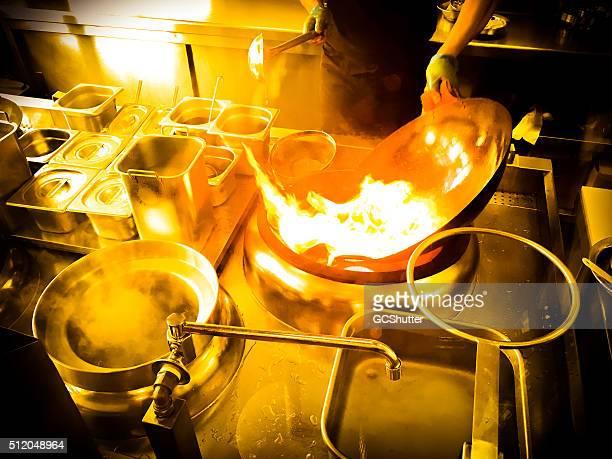 Kitchen Flambé