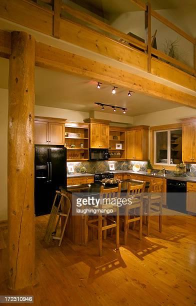 Küche house Innenansicht