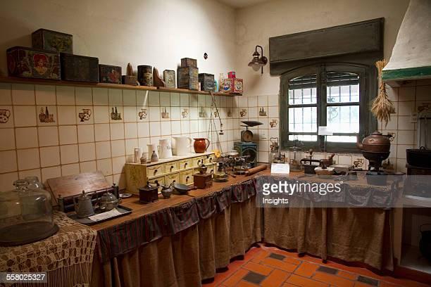Kitchen Of The Ranch House Estancia Santa Susana Los Cardales Provincia De Buenos Aires Argentina