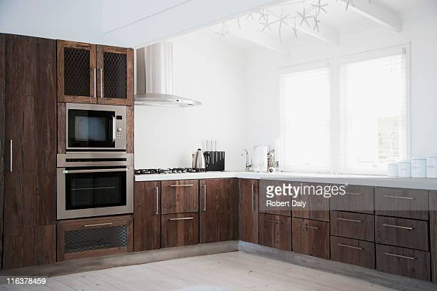 kitchen - domestic kitchen stock pictures, royalty-free photos & images