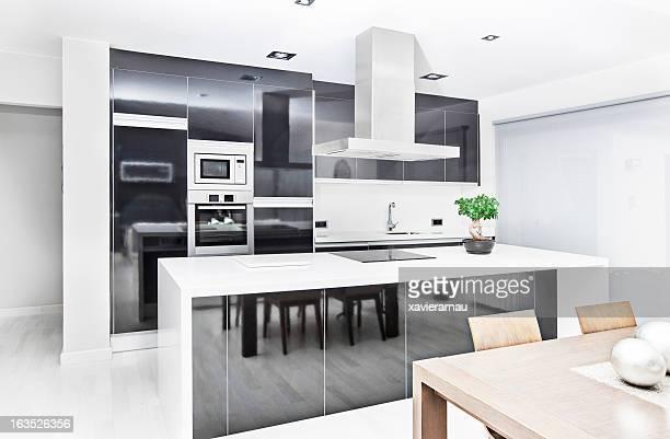 kitchen - afzuigapparaat stockfoto's en -beelden