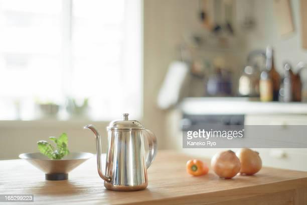 kitchen. - キッチン ストックフォトと画像