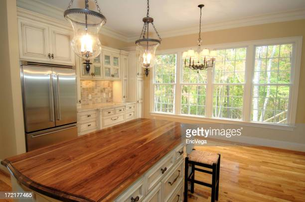 kitchen - nook architecture stock pictures, royalty-free photos & images