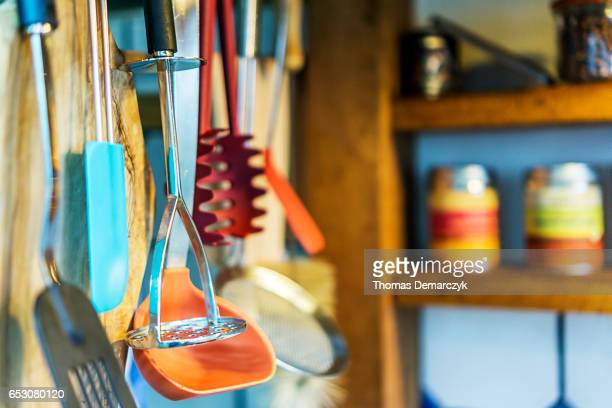 kitchen - cooking utensil stock photos and pictures