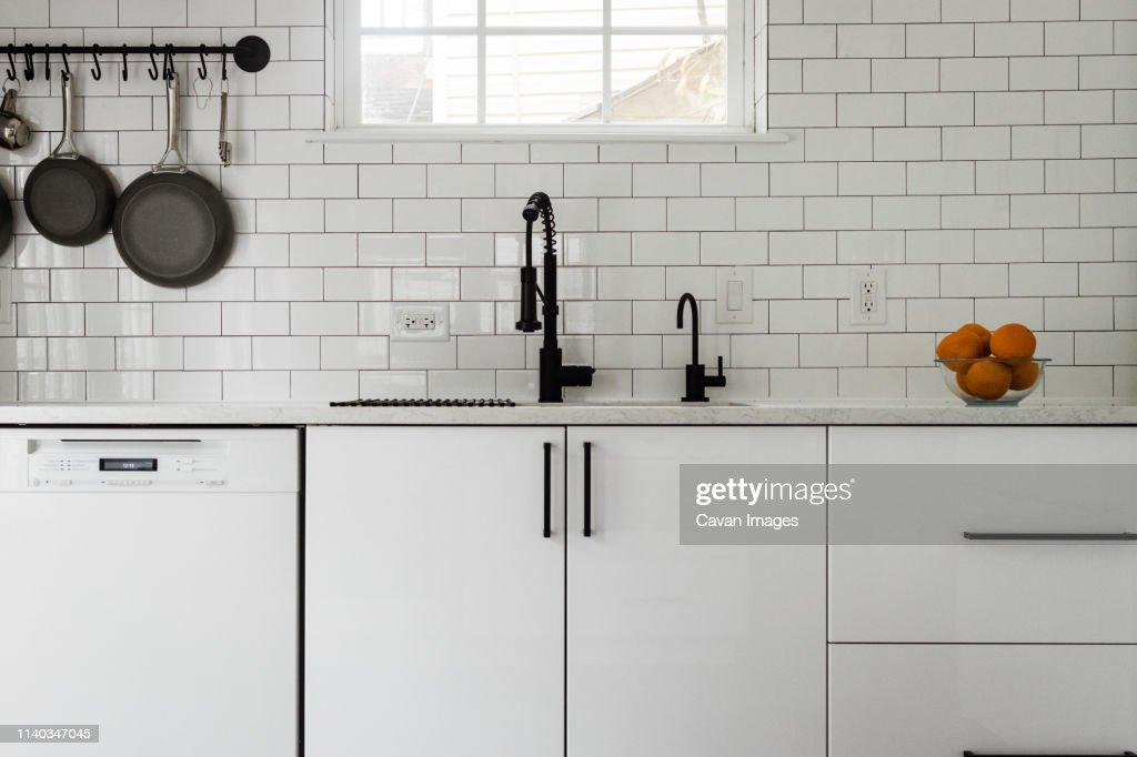 Subway Tile Backsplash For Kitchen