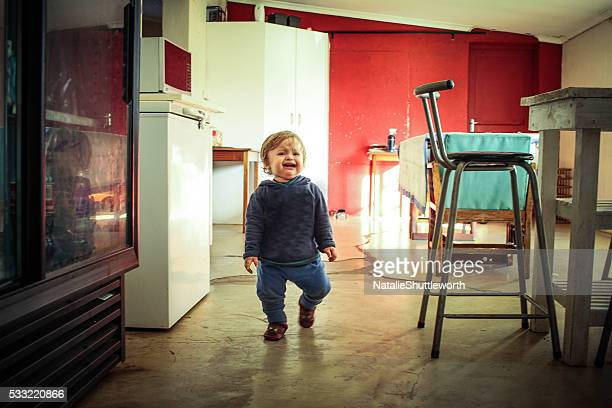 Kitchen Tantrum