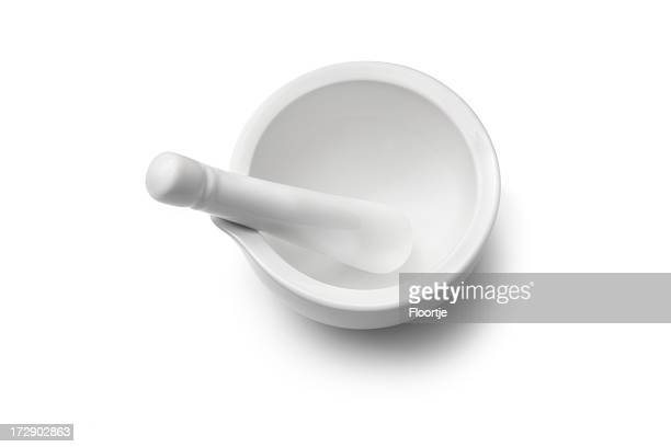 Kitchen Utensils: Mortar and Pestle