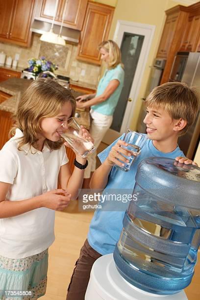 Kitchen Water Break