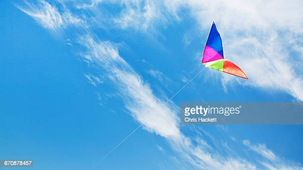 kite against sky - hackett stock photos and pictures