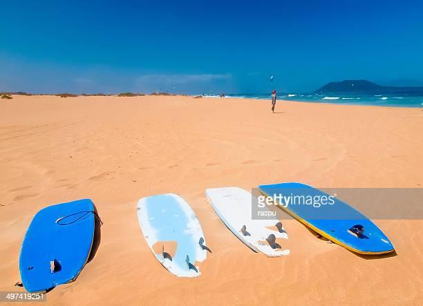 Kite- Surfing boards