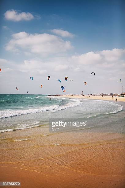 Kite Beach Dubai Stock Photos And Pictures Getty Images