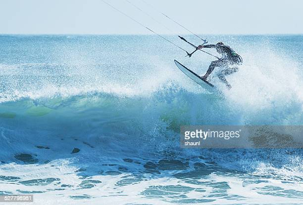 Kite Surfing the Atlantic