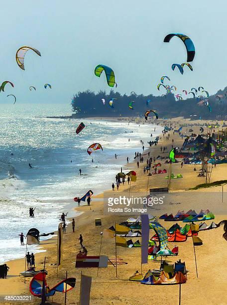 Kite Windsurfing