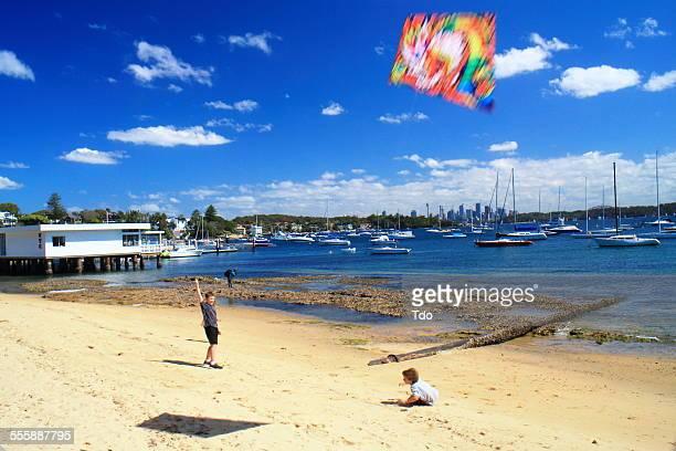 Kite,Watson Bay,Sydney,Australia.