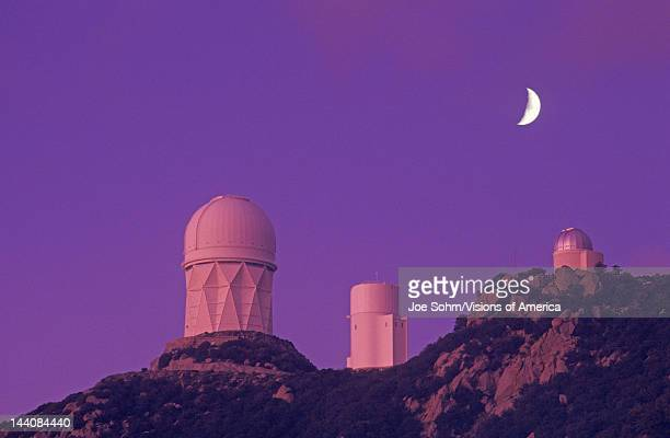 Kitt Peak National Observatory in Tucson AZ
