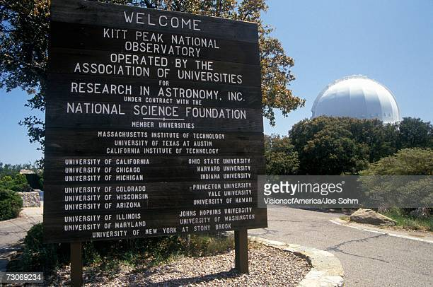 """Kitt Peak National Observatory in Tucson, AZ"""